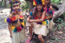 亚马逊丛林里的小仙女。