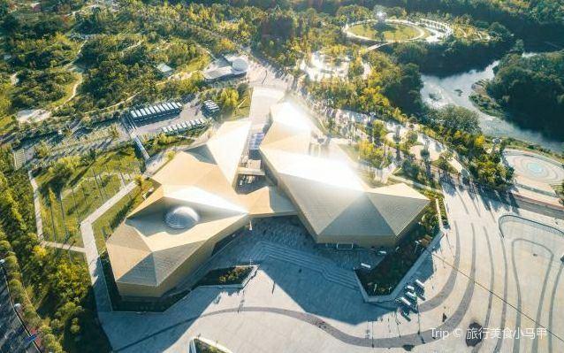 Pingtang International Astronomical Experience Hall3
