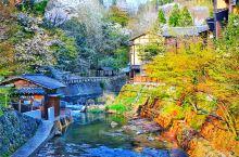 日本九州熊本县·黑川温泉乡旅游掠影:        日本以温泉闻名,而黑川温泉无疑是个特别的存在。位
