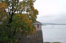瑞典小镇一奥斯陆至挪威哈当厄尔峡湾小镇途中靓景。