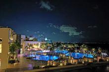 【墨西哥坎昆全包酒店性价比最高推荐—Hyatt Ziva Cancun】 图为刚帮客人预定的酒店实拍