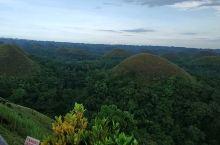 菲律宾宿雾薄荷岛巧克力山-热带雨林自然奇观之二!  菲律宾人的心目中最值得骄傲的岛屿:薄荷岛! 薄荷