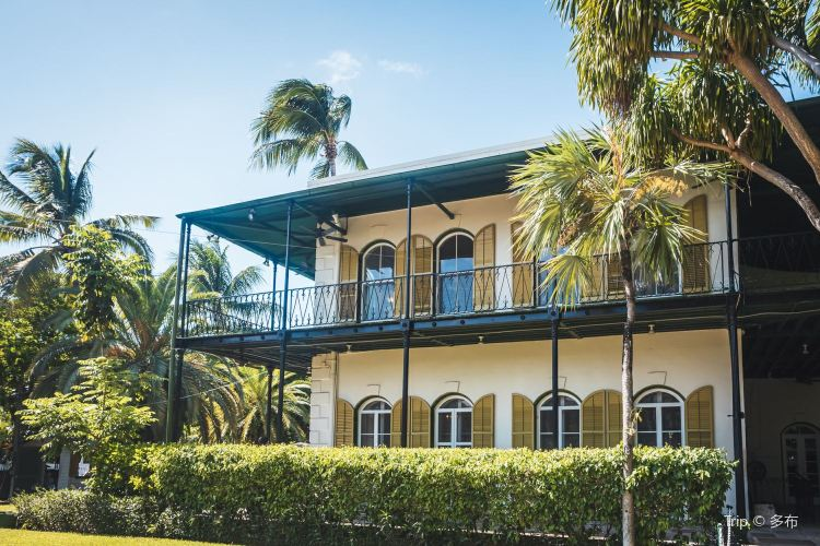 The Ernest Hemingway Home and Museum2