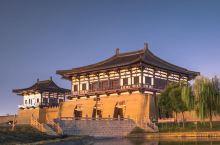 古城——太原