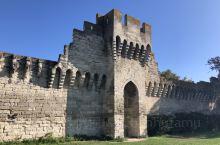 阿维尼翁的城墙