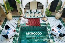 #摩洛哥网红民宿riad怎么拍  没住过Riad就等于没有来过摩洛哥~摩洛哥最漂亮的民宿都在马拉喀什