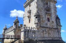 0元打卡500年古老建筑,8元尝一口200年正宗葡挞老店,就在葡萄牙里斯本。  伫立在特茹河旁的贝伦