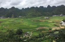 万峰林景区,位于贵州省兴义市东南部,是全国最大最典型的喀斯特峰林。八卦田、将军石、六六顺锥形峰等形态