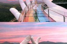 惊呆了!福建三明市这个彩虹仙手桥太壮观  很多人知道越南有个佛手桥,但是又有多少人知道其实在福州也有