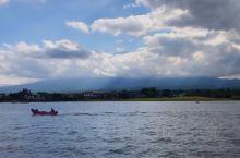 河口湖~不告诉你,谁能知道这就是富士山?