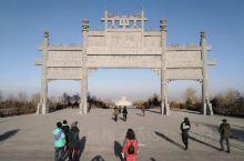 旧广武城  ,广武汉墓群