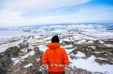 看可爱气泡冰和壮丽山河的贝加尔湖南线游  贝加尔湖的南线一日游,最大的卖点之一就是这神奇又可爱的气泡