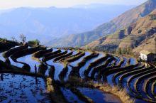 米易龙肘山,大自然中创造奇迹! 米易梯田地处四川省首批民族文化生态保护区,米易新山傈僳族乡。这里的梯
