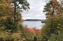 加拿大自驾游魁北克站:专门安排一天时间去省际公园徒步。