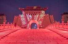 来中国驿泉城文化美食小镇想感受一下最传统的年味!花灯、滑雪、舞龙、庙会、看戏、VR、美食……满满的中