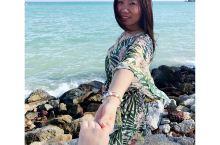 Port Dickson海滩,波德申海滩 离吉隆坡最近的海, 我们三人辗转,先是地铁,再到火车再到公