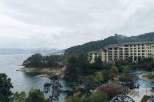美丽的风景美丽的酒店