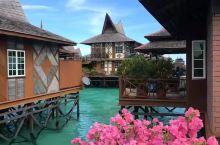 马来西亚沙巴亚庇仙本那马布岛,等疫情结束,我们去看最美的海!
