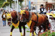 KV小镇~查理四世开发的  卡罗维发利,著名的KV小镇,据说是波西米亚王朝的查理四世发现的,并成为了
