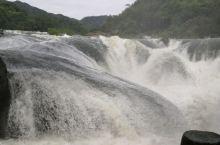 19年10月安顺黄古树瀑布 非常壮观