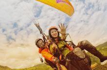 广元天曌山滑翔伞运动基地! 川北唯一 航空运动基地~可以由教练带领一对一体验自由飞翔在天空的乐趣!!