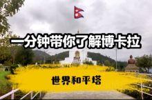 世界和平塔 简介:位于费瓦湖对面,是泰国日本斯里兰卡尼泊尔四国共同修建的佛教高塔。  🎫门票:免费