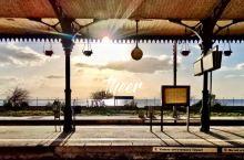 【私奔陶尔米纳·去吹地中海甜蜜的风】 位于西西里岛东岸的陶尔米纳,是西西里最美好的小镇,也是岛上最著