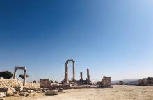 约旦安曼城堡山,值得一游!