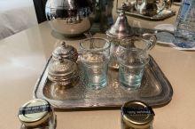 房间里的摩洛哥茶,很带感
