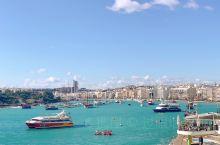 碧海蓝天的马耳他 在冬日也别有一番风味 令人神往