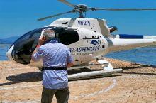 乘坐直升机,参观大堡礁,还是很震撼的。。。