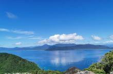 翡翠岛,天气很好,很美