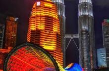 吉隆坡新的网红打卡地,saloma link