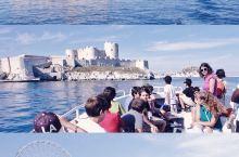 法国·马赛 | 出海去传奇中的伊夫岛,追寻《基督山伯爵》的足迹  🔹【伊夫岛Château d'If