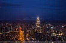 吉隆坡之光 欣赏双子塔最佳机位