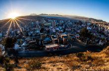 世上最高首都拉巴斯 #新年旅拍大赛#