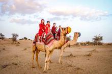 哈伊马角沙漠大片,新年大红大紫