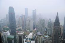 重庆旅行 | 解放碑威斯汀——在五十层高空吃早餐 在重庆旅行选择住在了解放碑威斯汀,除了超级棒的客房