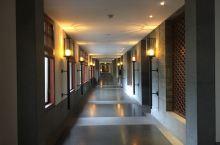 富春山居度假酒店内部设计很有中国特色