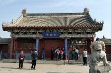 义县奉国寺是大辽时期建的寺庙,有999年的历史,原貌保存,值得一看。