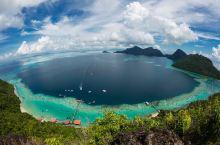 仙本那,你为什么美得这么不像话 仙本那,一座来自马来西亚沙巴州东海岸的小渔村 第一次来到这远在200