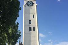 """蒙特利尔的""""大本钟""""  蒙特利尔钟楼 Montreal Clock Tower  地址: Rue Q"""