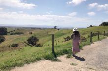 和孩子们一起去陶波的路上。快乐,happy为孩子们点赞。
