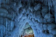 云丘山冰洞