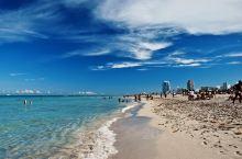 美丽的迈阿密海滩