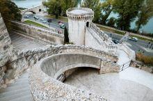 阿维尼翁最佳打卡位置:岩石公园Le jardin du rocher des Doms ——————