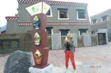 甘孜,一个新建的格萨尔王城,真好。