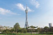 河南这座电视塔,比法国埃菲尔铁塔还高64米,门票98元  河南郑州,有一座高高的电视塔,是这座城市的