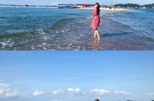 小众景点东山岛 | 鱼骨沙洲 这个鱼骨沙洲简直巨美,虽然福建的水质是比 不上国外啦,但是这个沙洲真的