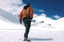 海拔5800m拍摄 体力消耗很大